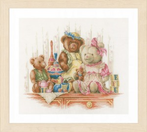 Lanarte PN-0168381 Bears and toys