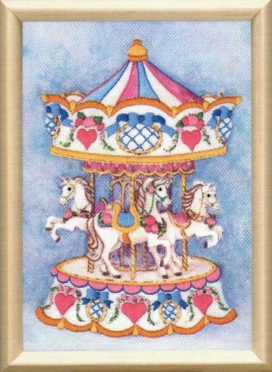 Dimensions 06183 Carousel Fantasy (made in USA)