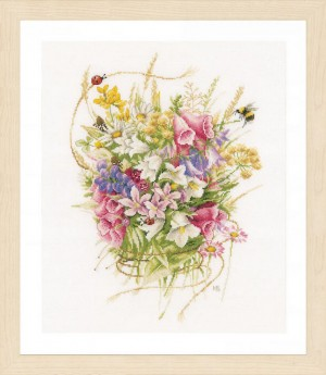 Lanarte PN-0173516 Summer bouquet