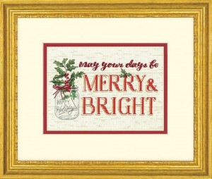Dimensions 70-08982 Merry and Bright