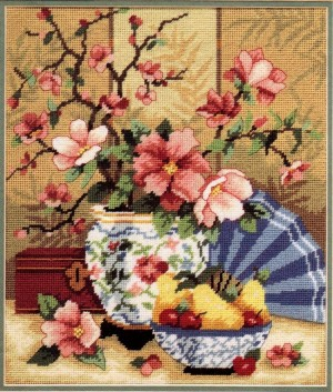 Dimensions 02399 Oriental Still Life (made in USA)
