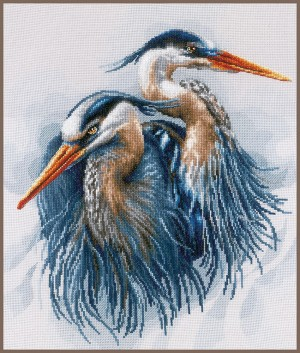 Lanarte PN-0185890 Great blue herons